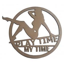 MDF îñíîâà çà ÷àñîâíèê - My Time