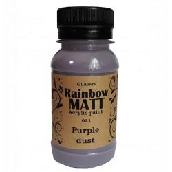 Àêðèëíà áîÿ Quasart Rainbow matt 60ml 12.021 Ëèëàâà ïåïåë