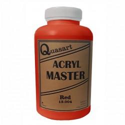 Акрилна боя Master Acryl Червена 500мл