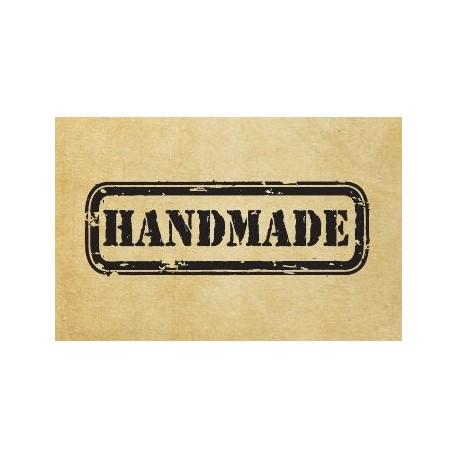 "Скрапбукинг печат ""Handmade"" 2"