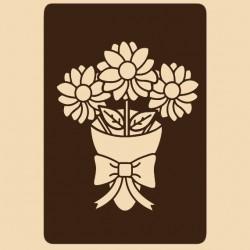 Шаблон за декорация Craftabilia - Слънчогледи