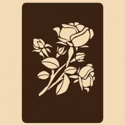 Шаблон за декорация Craftabilia - Роза