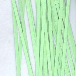 Квилинг ленти 4мм - цвят бледо зелено G01