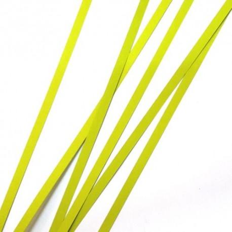 Квилинг ленти 4мм - цвят жълто-зелено G03