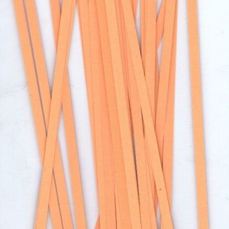 Квилинг ленти 4мм - цвят бледо оранжево R01