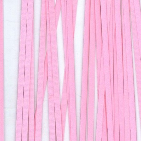 Квилинг ленти 4мм - цвят светло розово P02