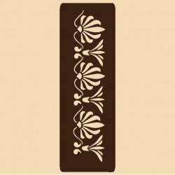 Шаблон за декорация Craftabilia - Флорални мотиви