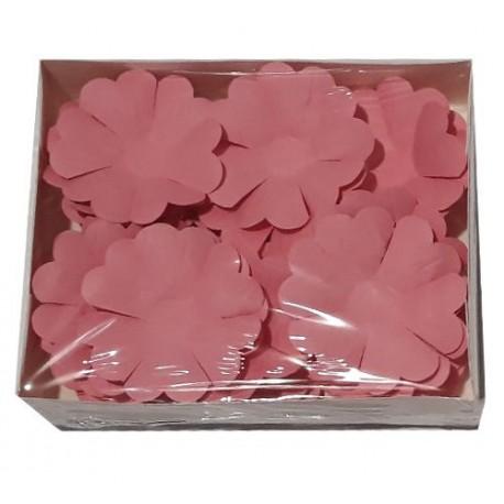 Хартиени цветя Dorothy 30 бр. - Големи розови